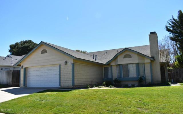 172 Cain Drive, Santa Maria, CA 93455 (MLS #18001066) :: The Epstein Partners