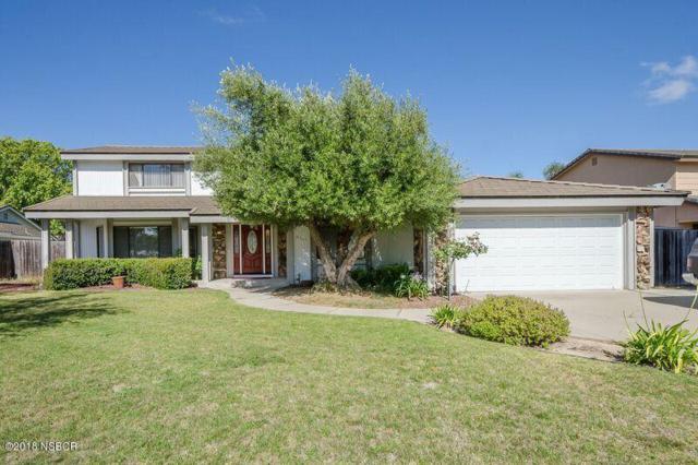 4347 Countrywood Drive, Santa Maria, CA 93455 (MLS #18001072) :: The Epstein Partners