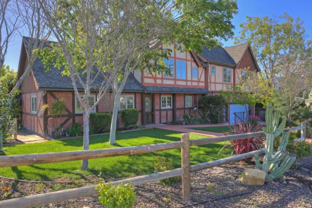 296 1st Street, Solvang, CA 93463 (MLS #18001110) :: The Epstein Partners