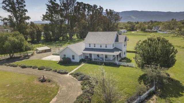 1552-1558 N Refugio Road, Santa Ynez, CA 93460 (MLS #18001124) :: The Epstein Partners