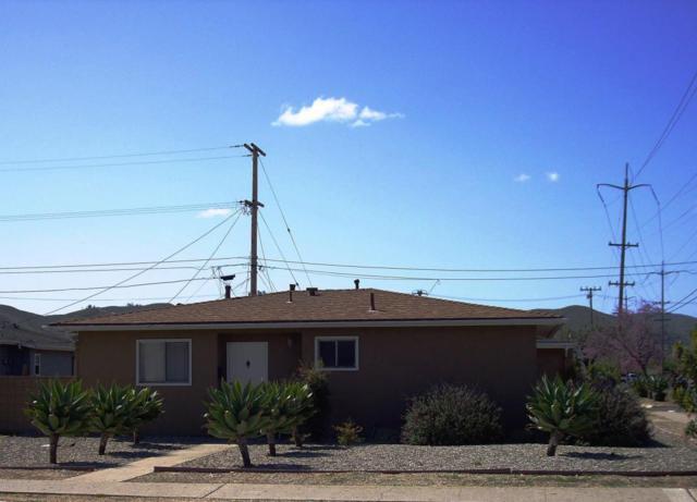 620 N F Street A & B, Lompoc, CA 93436 (MLS #18001125) :: The Epstein Partners