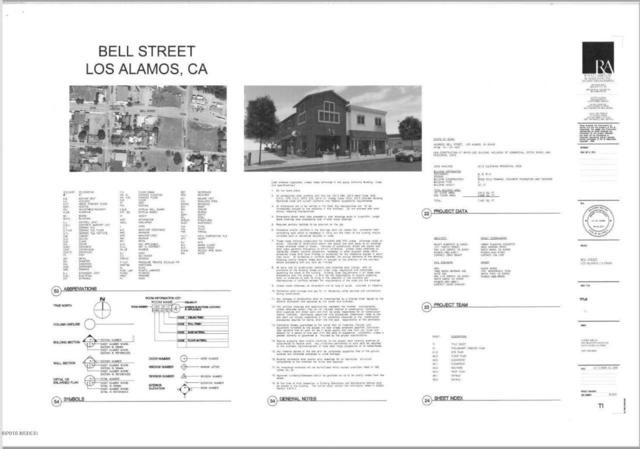 Lot 10 Bell Street, Los Alamos, CA 93440 (#18001127) :: Group 46:10 Central Coast