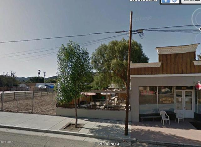 Lot 1 Bell St Street, Los Alamos, CA 93440 (MLS #18001131) :: The Epstein Partners
