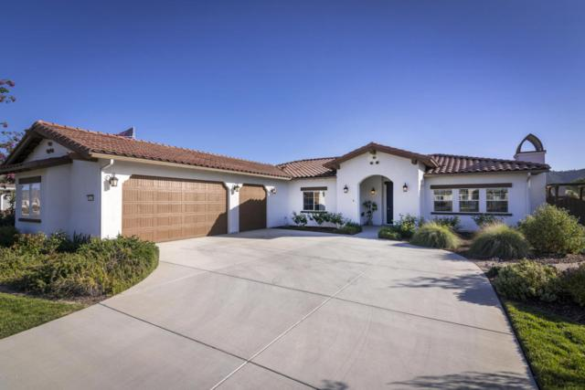 1217 Hans Park Trail, Solvang, CA 93463 (MLS #18001139) :: The Epstein Partners