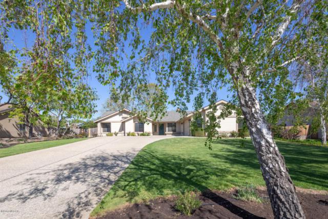1336 Cimarron Drive, Santa Ynez, CA 93460 (MLS #18001151) :: The Epstein Partners