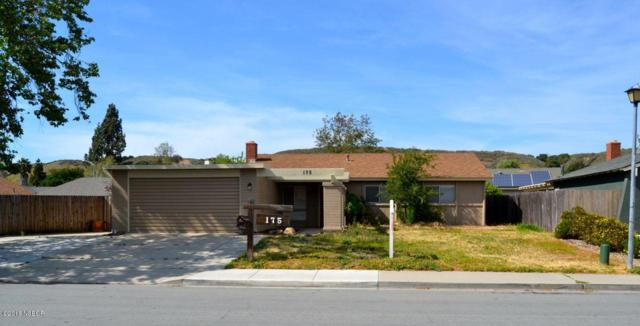 175 2nd Street, Buellton, CA 93427 (MLS #18001318) :: The Epstein Partners