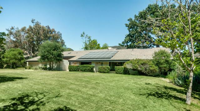435 Fairway Place, Solvang, CA 93463 (MLS #18001948) :: The Epstein Partners
