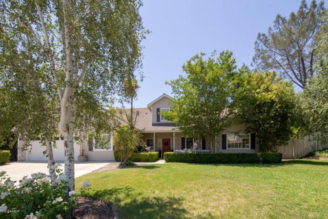 3374 Manzana Street, Santa Ynez, CA 93460 (MLS #18002368) :: The Epstein Partners