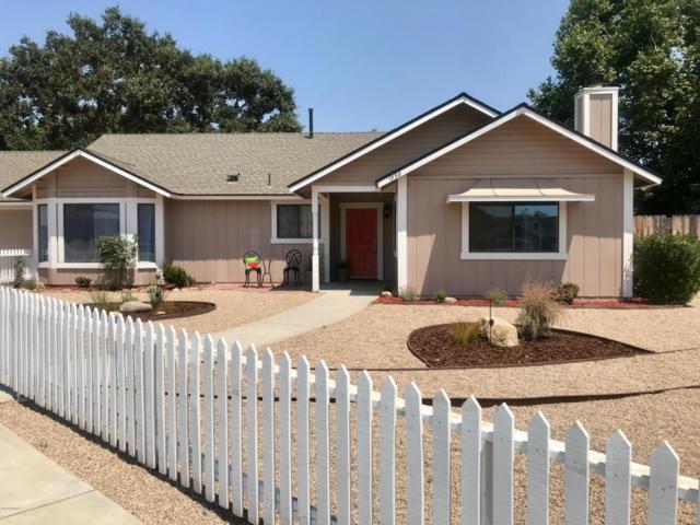 1358 Cheyenne Lane, Santa Ynez, CA 93460 (MLS #18002405) :: The Epstein Partners