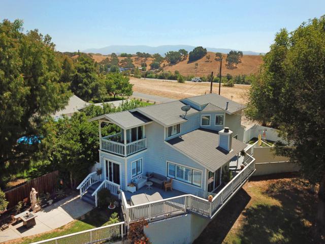 3421 Numancia Street, Santa Ynez, CA 93460 (MLS #18002591) :: The Epstein Partners