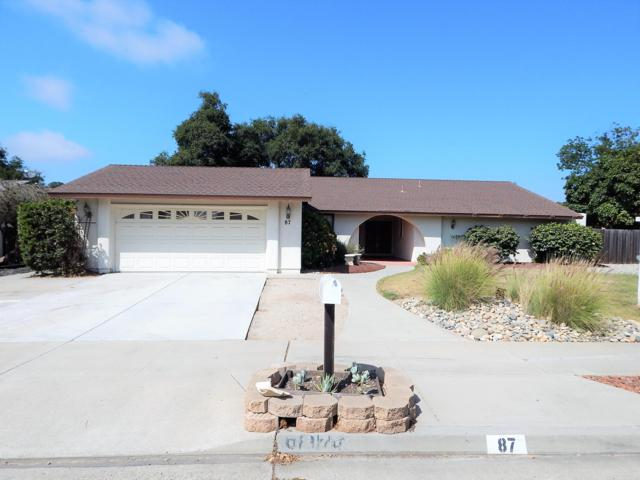 87 Aldebaran Avenue, Lompoc, CA 93436 (MLS #18002615) :: The Epstein Partners