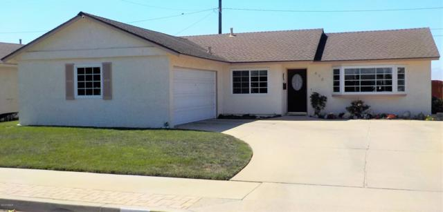 613 N Z Street, Lompoc, CA 93436 (MLS #18002641) :: The Epstein Partners