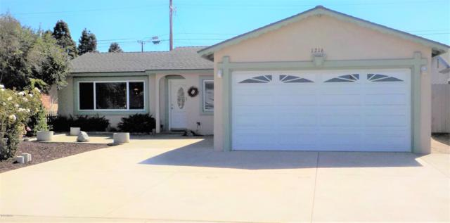 1216 W Prune Avenue, Lompoc, CA 93436 (MLS #18002721) :: The Epstein Partners