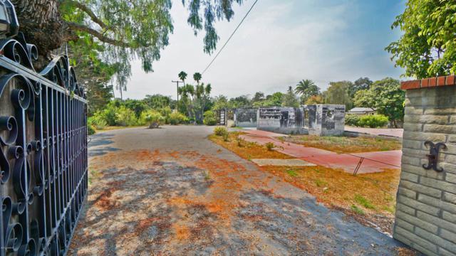 127 Loureyro Road, Santa Barbara, CA 93108 (MLS #18002731) :: The Epstein Partners