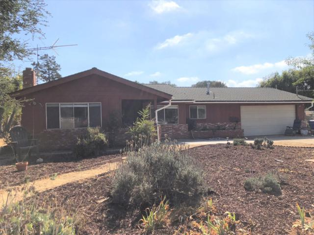 1621 Pomeroy Road, Arroyo Grande, CA 93420 (MLS #18002763) :: The Epstein Partners