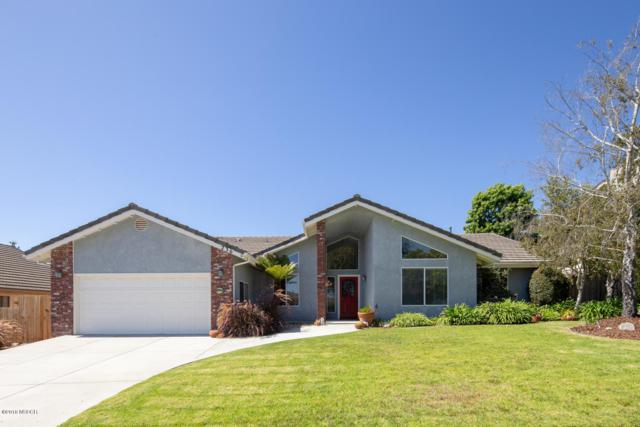 236 Margo Way, Pismo Beach, CA 93449 (MLS #18002774) :: The Epstein Partners