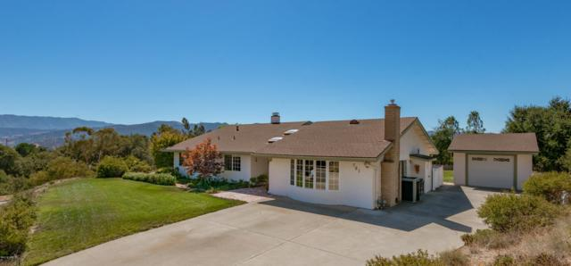 761 Elsinore Drive, Solvang, CA 93463 (MLS #18002808) :: The Epstein Partners