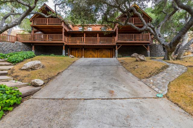 3475 W W Oak Trail Road, Santa Ynez, CA 93460 (MLS #18002869) :: The Epstein Partners