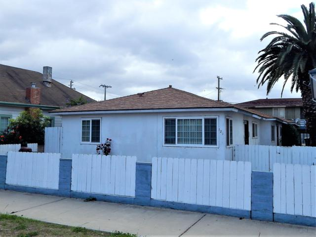121 N K Street, Lompoc, CA 93436 (MLS #18002942) :: The Epstein Partners