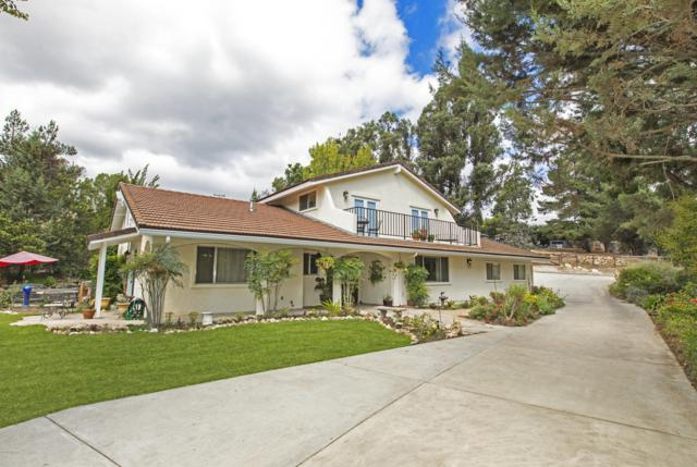 1227 Camino San Carlos, Buellton, CA 93427 (MLS #18002956) :: The Epstein Partners