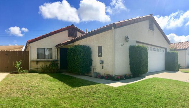 2210 Garden Drive, Santa Maria, CA 93458 (#18002965) :: DSCVR Properties - Keller Williams