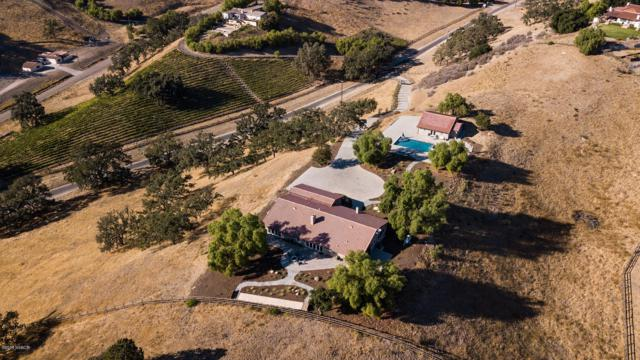 2860 Woodstock Road, Santa Ynez, CA 93460 (MLS #18002969) :: The Epstein Partners