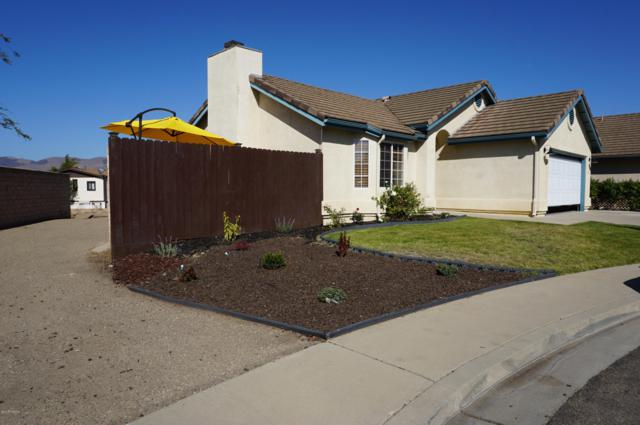 233 Riverside Court, Santa Maria, CA 93458 (#18002983) :: DSCVR Properties - Keller Williams