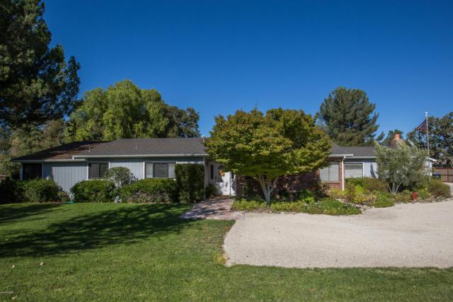 3059 Country Road, Santa Ynez, CA 93460 (#18003024) :: Group 46:10 Central Coast