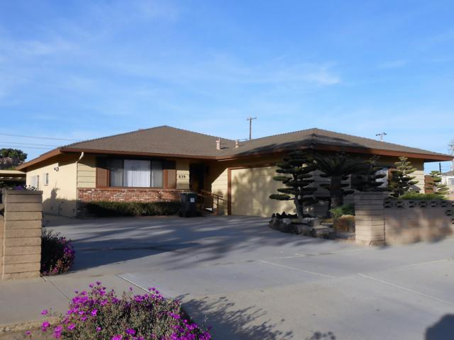 843 W Church Street, Santa Maria, CA 93458 (MLS #18003132) :: The Epstein Partners