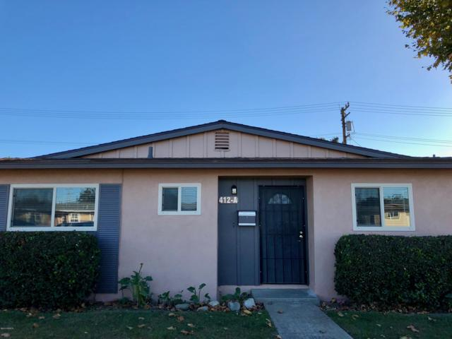 412 E Prune Avenue A & B, Lompoc, CA 93436 (MLS #18003197) :: The Epstein Partners