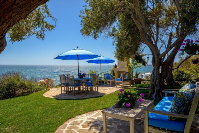 3429 Sea Ledge Lane, Santa Barbara, CA 93109 (MLS #18003405) :: The Epstein Partners
