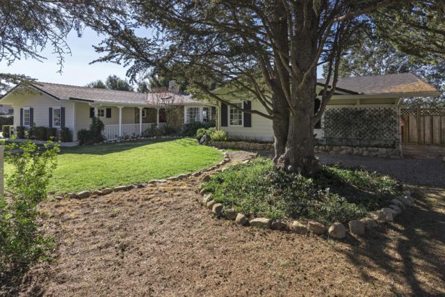 1233 Deer Trail Lane, Solvang, CA 93463 (MLS #19000034) :: The Epstein Partners