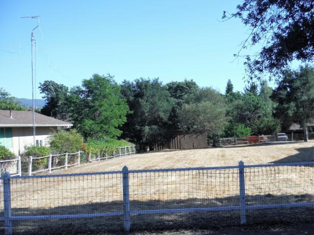 3336 Pine Street, Santa Ynez, CA 93460 (MLS #19000090) :: The Epstein Partners