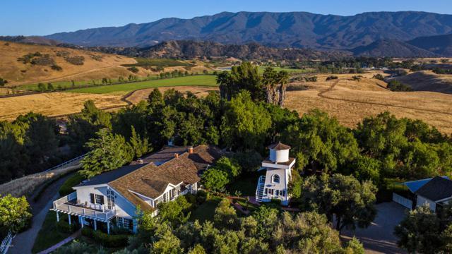 5475 Happy Canyon Road, Santa Ynez, CA 93460 (MLS #19000163) :: The Epstein Partners