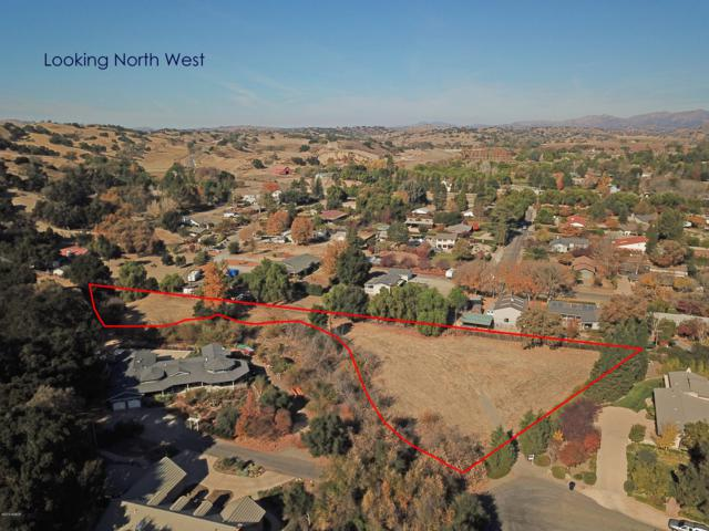 2213 Keenan Road, Los Olivos, CA 93441 (MLS #19000181) :: The Epstein Partners