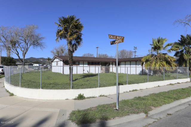 1605 Calle Nueve, Lompoc, CA 93436 (MLS #19000348) :: The Epstein Partners