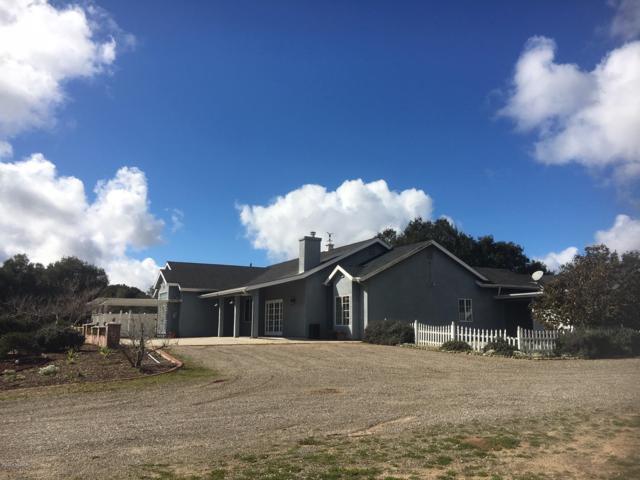 2425 Cebada Canyon Road, Lompoc, CA 93436 (MLS #19000371) :: The Epstein Partners