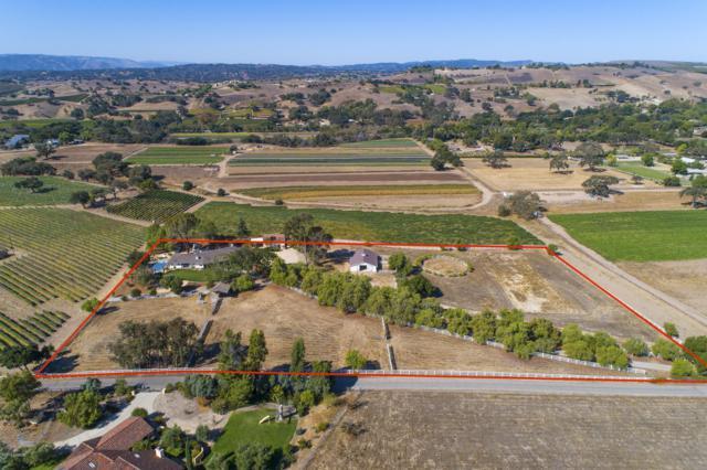 2660 Ontiveros Road, Santa Ynez, CA 93460 (MLS #19000453) :: The Epstein Partners