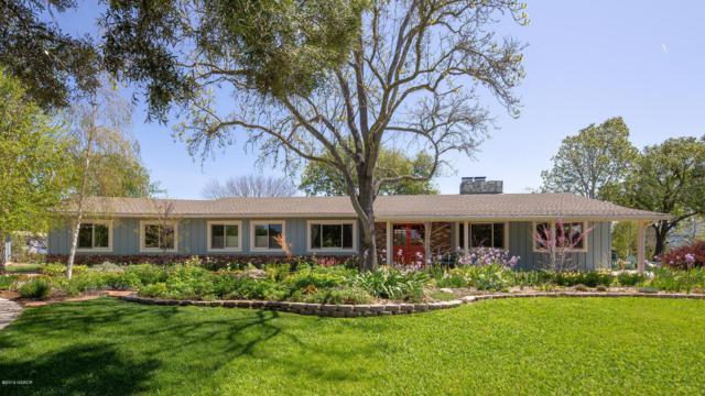 1030 Highland Road, Santa Ynez, CA 93460 (MLS #19000939) :: The Epstein Partners