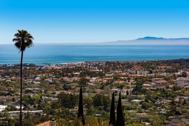 1554 Alameda Padre Serra, Santa Barbara, CA 93103 (MLS #19001040) :: The Epstein Partners