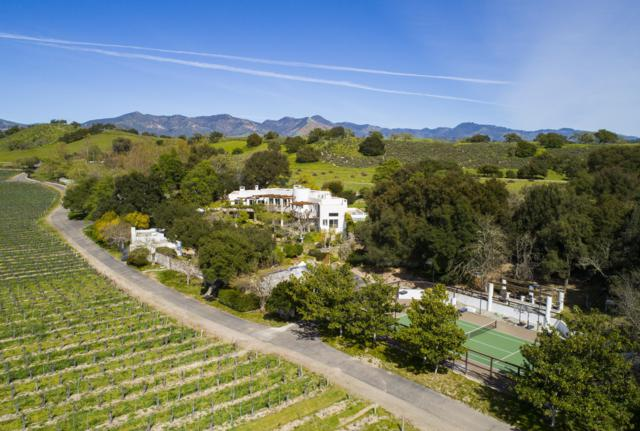 5200 Zaca Station Road, Los Olivos, CA 93441 (MLS #19001058) :: The Epstein Partners