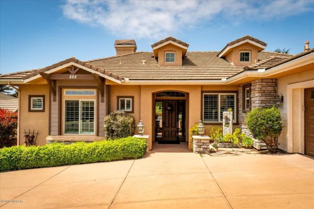 888 Auklet Court, Arroyo Grande, CA 93420 (MLS #19001213) :: The Epstein Partners