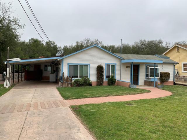 1539 Fountain Avenue, Oceano, CA 93445 (MLS #19001282) :: The Epstein Partners
