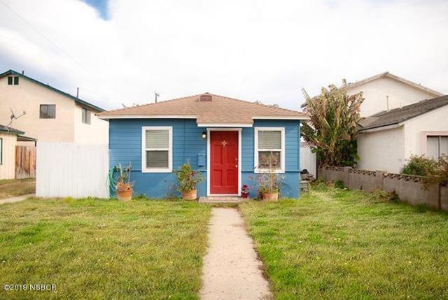 408 N J Street, Lompoc, CA 93436 (MLS #19001352) :: The Epstein Partners