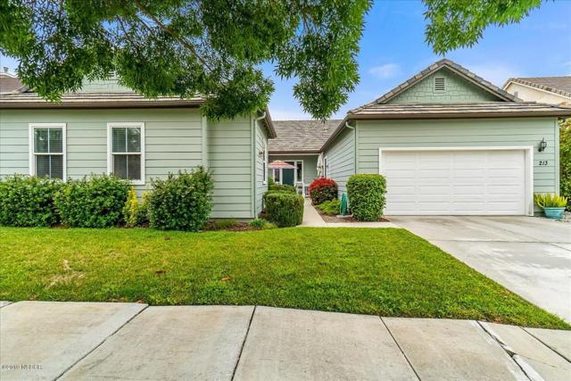 213 Silver Oak Drive, Paso Robles, CA 93446 (MLS #19001483) :: The Epstein Partners