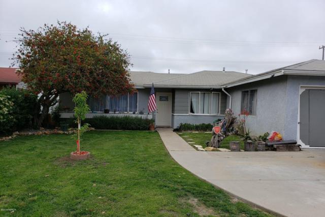 1121 W College Avenue, Lompoc, CA 93436 (MLS #19001589) :: The Epstein Partners