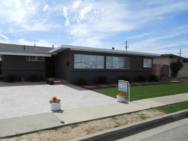 317 N Daisy Street, Lompoc, CA 93436 (MLS #19001614) :: The Epstein Partners