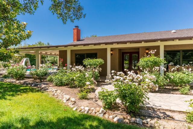 2669 Oakcrest Lane, Los Olivos, CA 93441 (MLS #19001618) :: The Epstein Partners