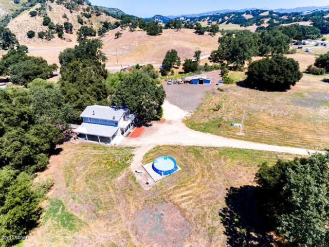 4970 Huasna Townsite Road, Arroyo Grande, CA 93420 (MLS #19001685) :: The Epstein Partners