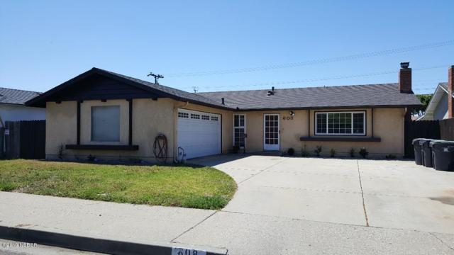 608 W Lee Drive, Santa Maria, CA 93458 (MLS #19001712) :: The Epstein Partners